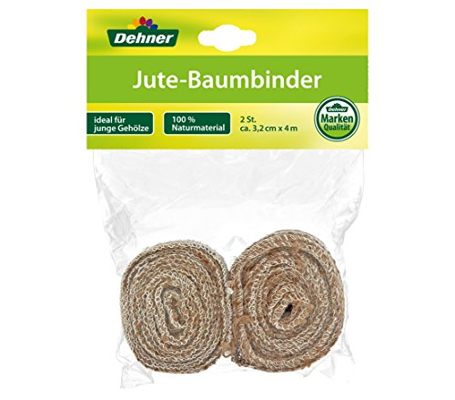 Dehner Jute-Baumanbinder, ca. 4 m x 3.2 cm