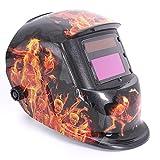 LEXPON Welding Helmet Automatic LPAS15 Solar Welding Shield Adjustable Grinding ARC TIG MIG