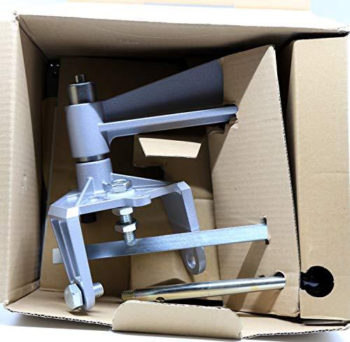 Metabo Trennständer 230 (für Winkelschleifer mit Trennscheiben-Ø 230mm, Gehrungsstellung: 0-45°) 635000000