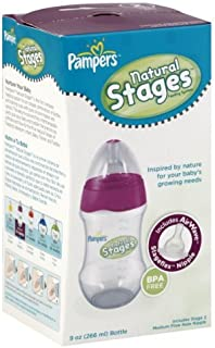 Pampers Airwave Venting System Stage 2, 9 Ounces, Clear, Single Pack