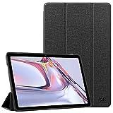 ZhaoCo Funda Compatible con Samsung Galaxy Tab A7 10.4 Pulgada 2020, Carcasa Ligera de Cuerpo Completo para Tableta SM-T500 / SM-T505 Color Gris Oscuro