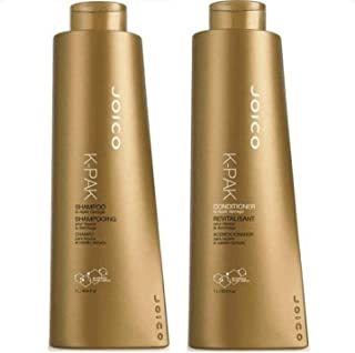 Joico K-Pak Shampoo & Conditioner Set, 33.8-Ounce