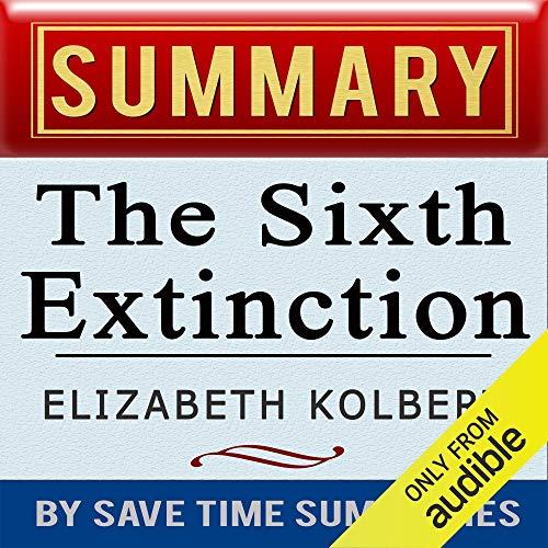 Couverture de The Sixth Extinction: An Unnatural History by Elizabeth Kolbert