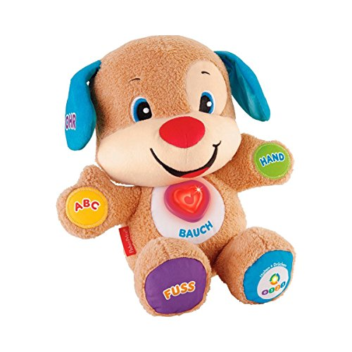 Fisher-Price Perros, Color Azul (Mattel CDL23)