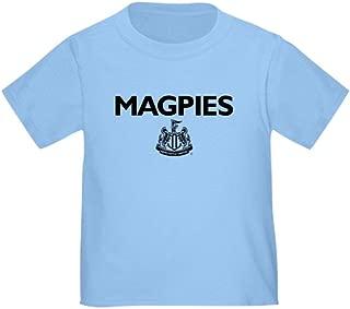 CafePress Magpies NUFC Cute Toddler T-Shirt, 100% Cotton