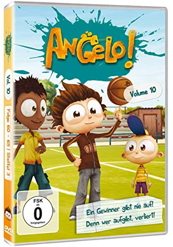 Angelo! - Volume 10 - Staffel 3