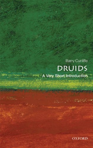 Druids: A Very Short Introduction (Very Short Introductions) (English Edition)