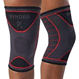 Best Knee Braces - Knee Support Brace Compression Sleeves for Men Review