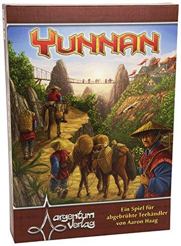 Argentum AG016 Yunnan - Ein Spiel für abgebrühte Teehändler