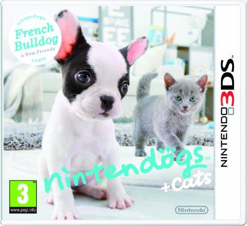 Nintendo Nintendogs + Cats - Juego (Nintendo 3DS, Simulación, E (para todos))