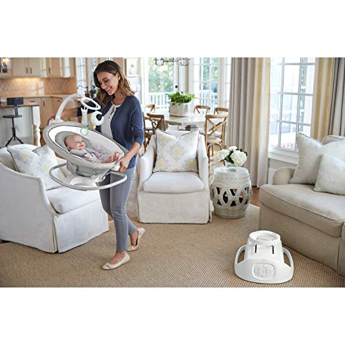 51KWpqcnLUL The Best Battery Operated Baby Swings in 2021 Reviews