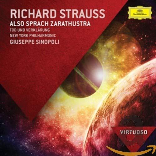 Strauss: Also sprach Zarathustra (Così parlò Zarathustra) - Tod und Verklärung (Morte e trasfigurazione)