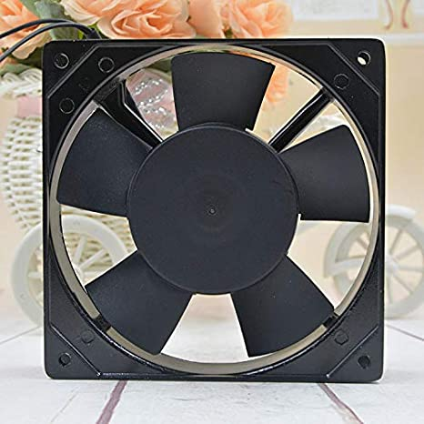 For QFDJ SF12025AT 2122HSL 12CM 12025 220V 0.10A cooling fan lead