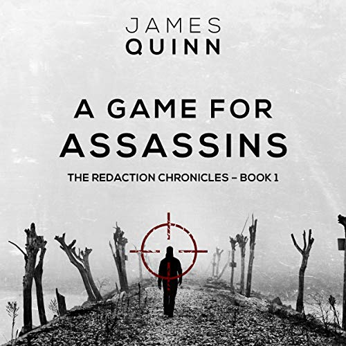 Couverture de A Game for Assassins
