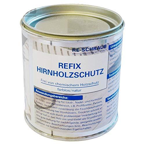 Hirnholz-Versiegelung