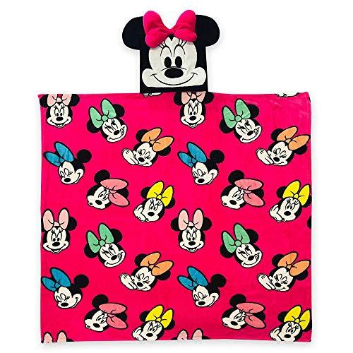 Disney Minnie Mouse Convertible Fleece Throw