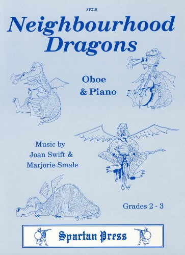 Neighbourhood Dragons: Oboe & Piano