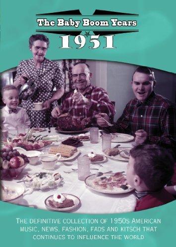 Baby Boom Years: 1951 / (Dol) [DVD] [Region 1] [NTSC] [US Import]