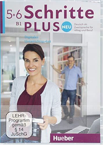 .5+6 : Digitales Unterrichtspaket, DVD-ROMNiveau B1