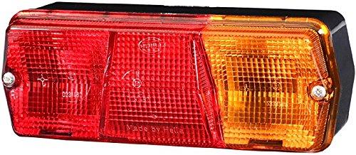 HELLA 2SE 001 680-301 Luce posteriore, Dx, 12V