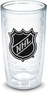 """Tervis """"NHL Logo"""" Tumbler, Emblem, 16 oz, Clear"""