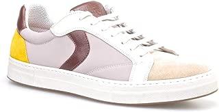 Cabani Bağcıklı Sneaker Erkek Ayakkabı Bej Süet