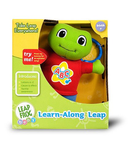 Leap Frog Baby LearnAlong Lily