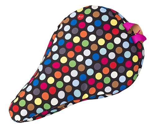 Liix Kids' Sattelbezug Polka Big Dots Mix Black