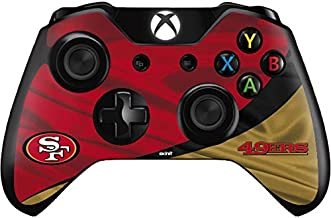 Skinit Decal Gaming Skin for Xbox One Controller - Officially Licensed NFL San Francisco 49ers Design
