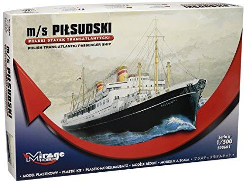 Mirage Hobby 500601 – Modèle Kit Pol. Atlantic Pas de Trans. Ship Pils udski