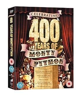 Celebrating 400 Years Of Monty Python