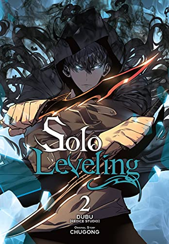 Compare Textbook Prices for Solo Leveling, Vol. 2 comic Solo Leveling comic, 2  ISBN 9781975319458 by DUBU(REDICE STUDIO),Chugong