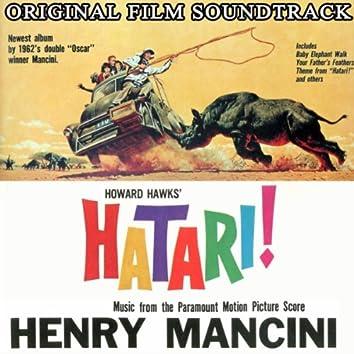Hatari (Original Film Soundtrack)