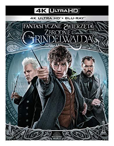 Phantastische Tierwesen: Grindelwalds Verbrechen 4K UHD [Blu-Ray] [Region Free]