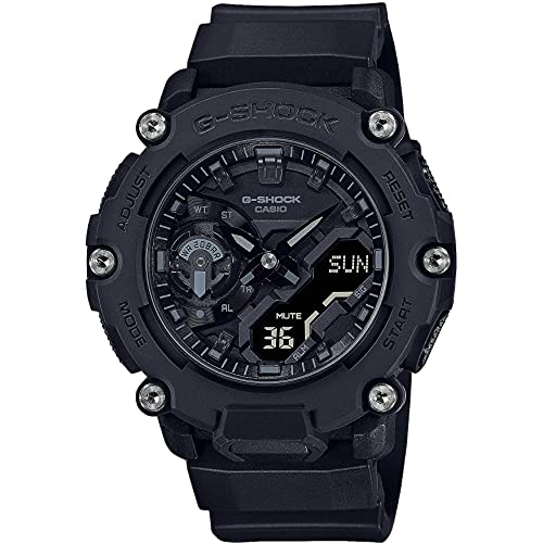 Reloj Casio GA-2200BB-1AER cuarzo digital Resina Hombre