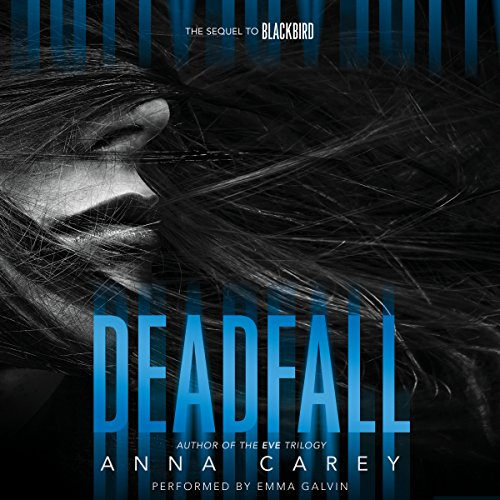 Deadfall audiobook cover art