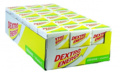 Dextro Energy Vitamin C Zitrone (18x 46g)