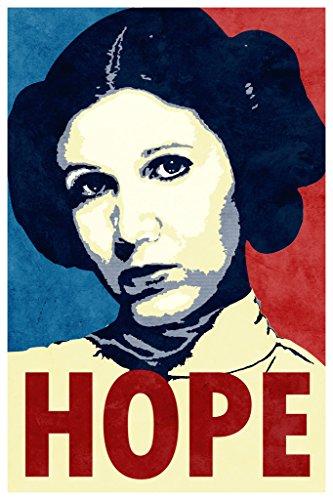 Hope Propaganda Cool Wall Decor Art Print Poster 12x18