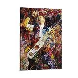 jingsheng Musik Volbeat Poster Heimdekoration Gemälde