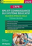CRPE Deuxième épreuve orale - EPS et connaissance du système éducatif