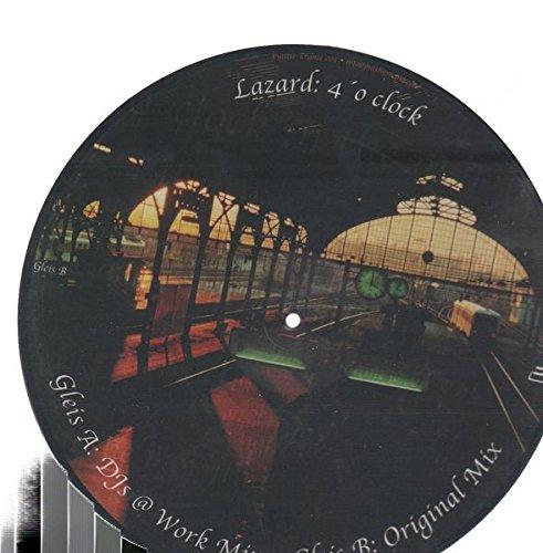 Lazard - 4 'O Clock - Pulsive Trance - PulTrance 001