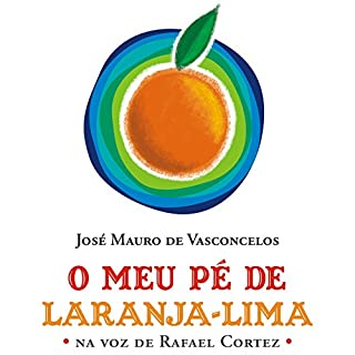 O Meu Pé de Laranja-lima [My Orange-Lime Foot] Titelbild