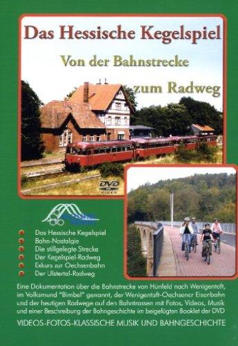 Das Hessische Kegelspiel - Von der Bahnstrecke zum Radweg