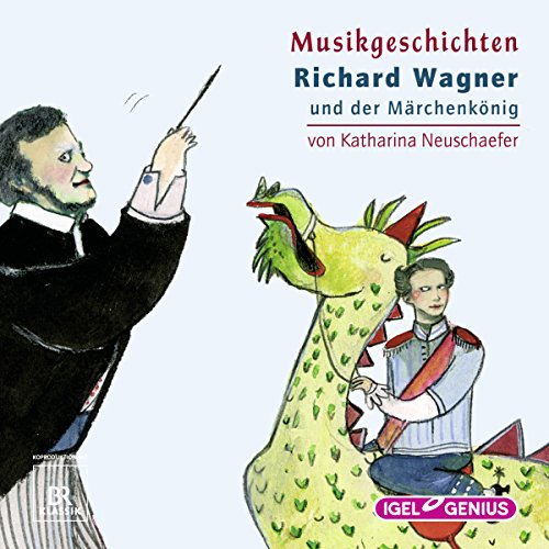 Richard Wagner und der Märchenkönig Titelbild