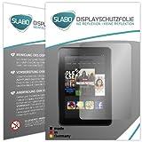 2 x Slabo Bildschirmschutzfolie Amazon Kindle Fire HD 8.9 Bildschirmschutz Schutzfolie