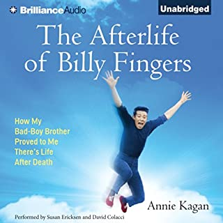 The Afterlife of Billy Fingers cover art
