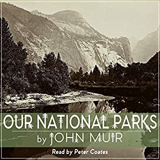 Our National Parks audiobook cover art