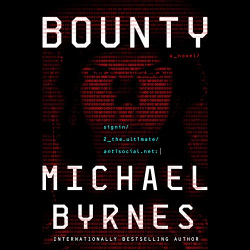Bounty audiobook cover art