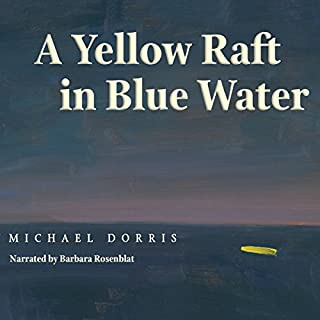 A Yellow Raft in Blue Water cover art