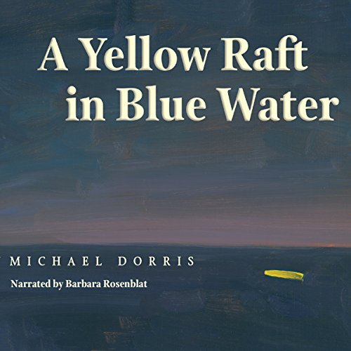 A Yellow Raft in Blue Water Titelbild